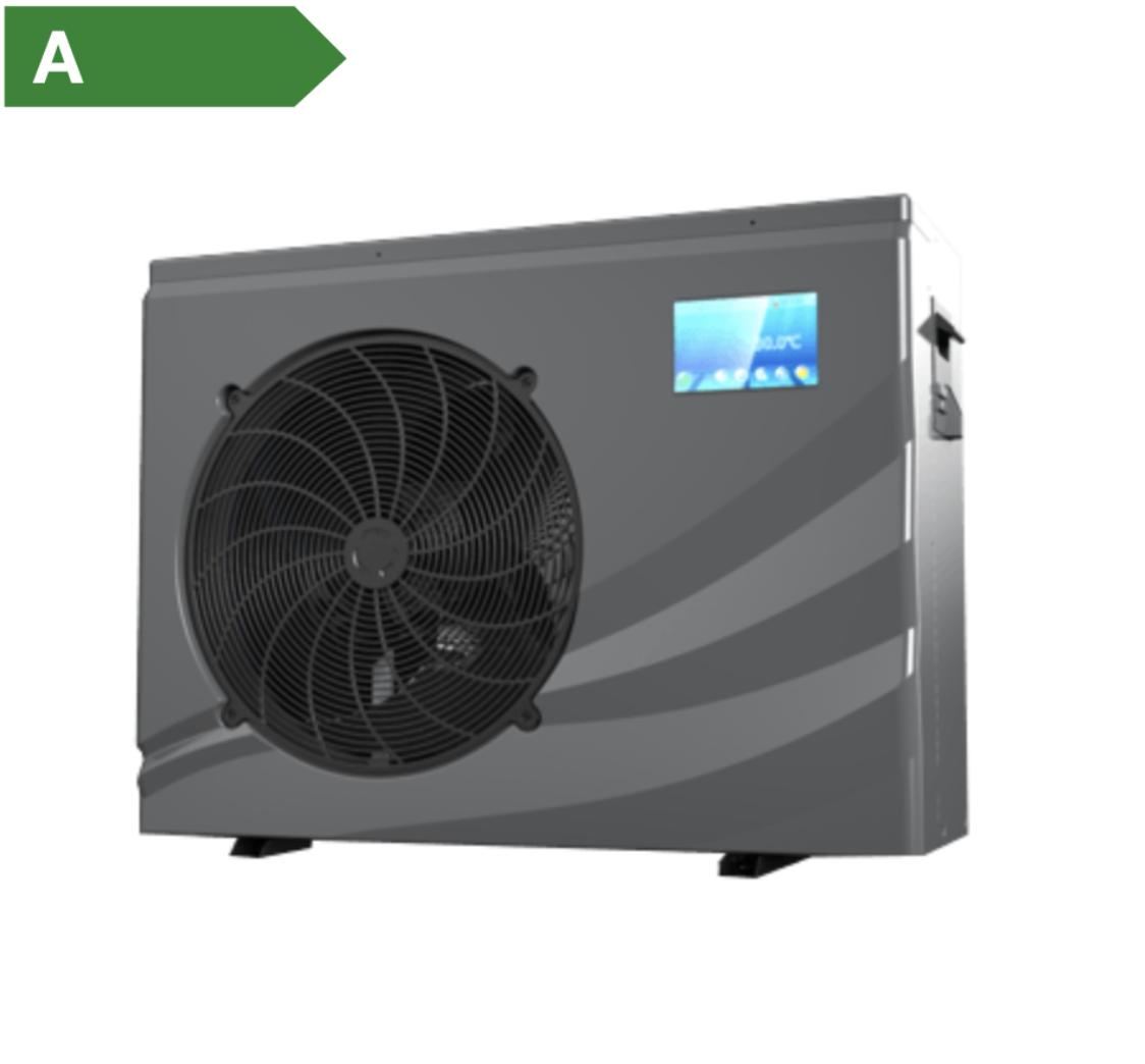 Afbeelding van RWP 9 Full Inverter zwembad warmtepomp - 9 kW