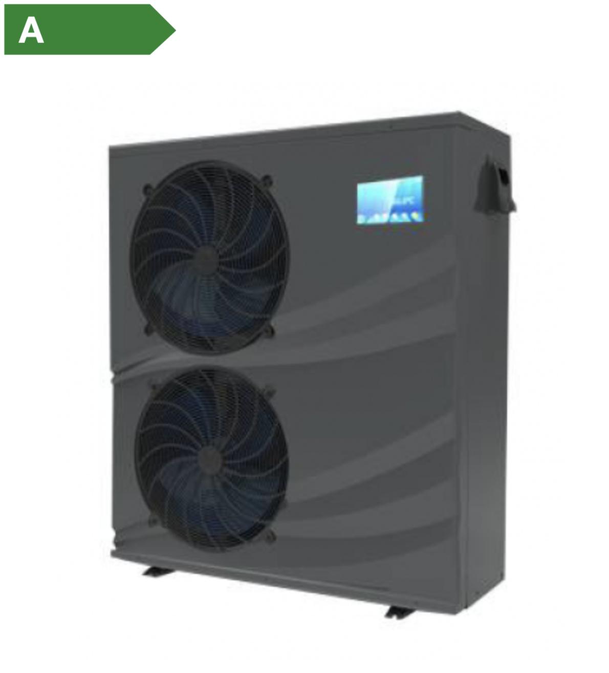 Afbeelding van RWP 24 Full Inverter zwembad warmtepomp - 24,2 kW (krachtstroom)
