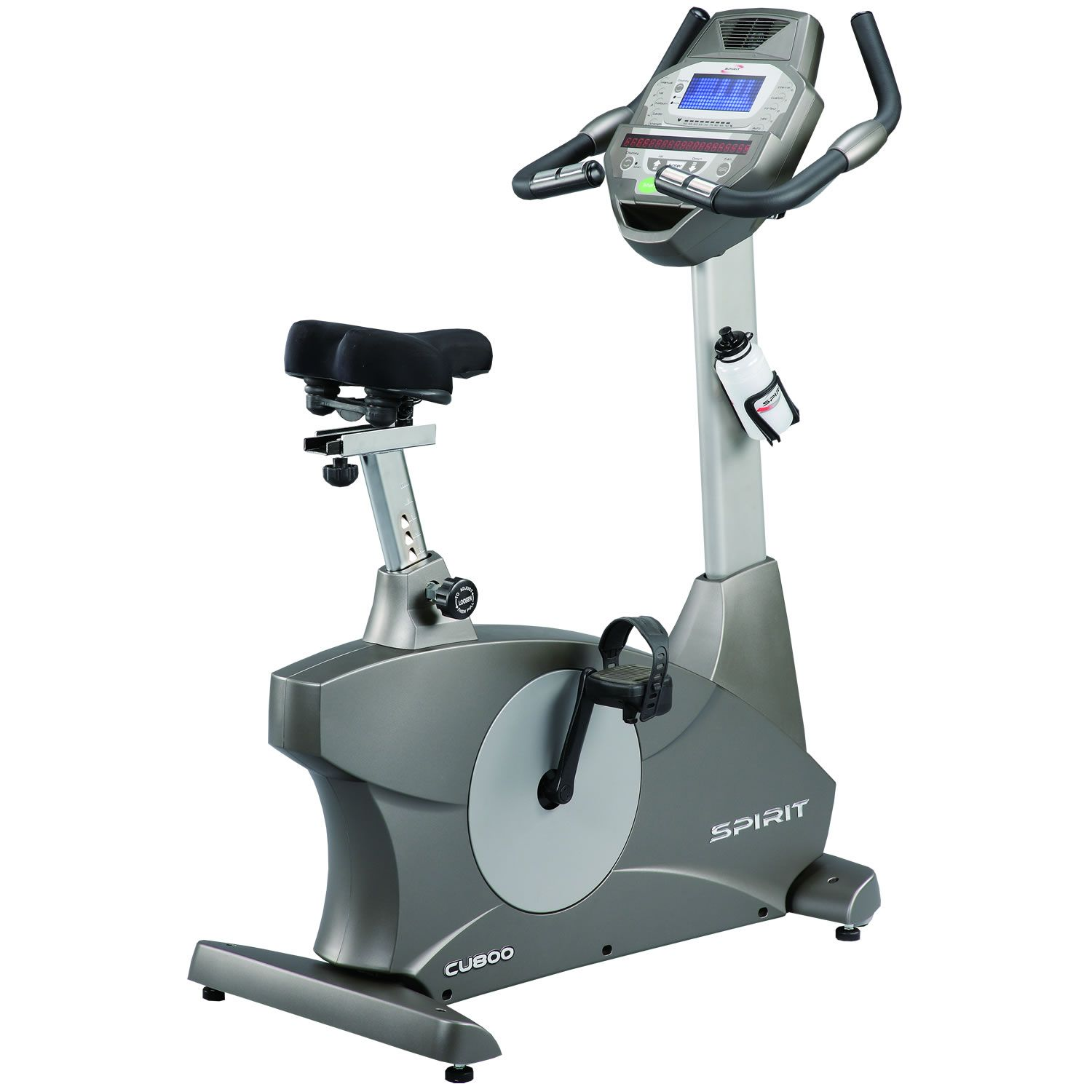 Afbeelding van Spirit CU800 hometrainer Upright Bike