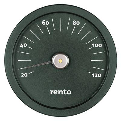 Afbeelding van Rento sauna thermometer (donker groen)