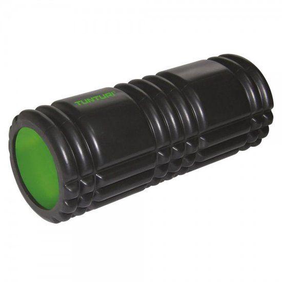 Afbeelding van UC | Tunturi Yoga Grid Foam Roller 33cm Zwart