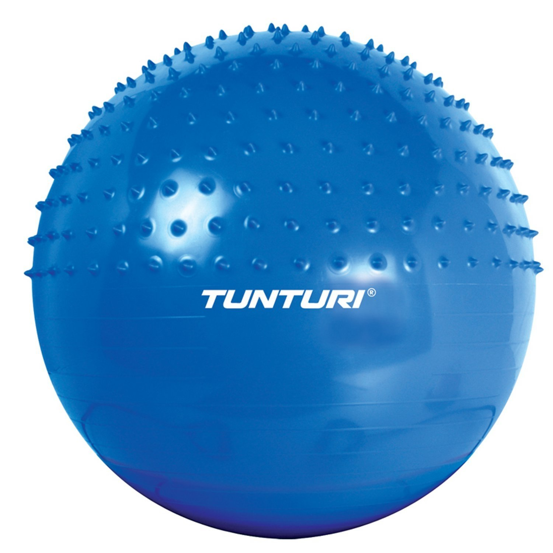 Afbeelding van Gymnastic Ball Half smooth/Half knobbed 65 CM Fitness