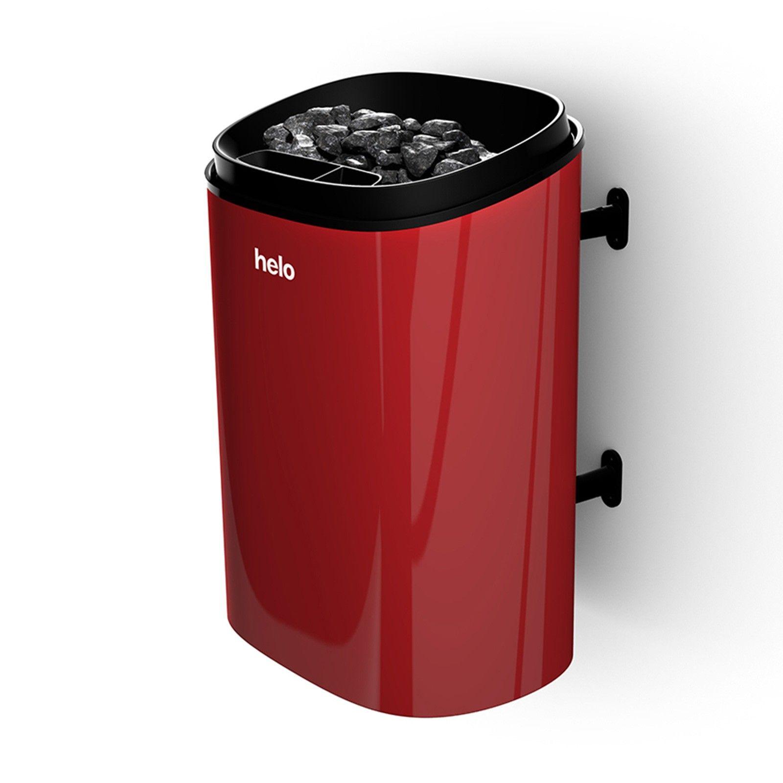 Afbeelding van Helo Fonda Red DET saunakachel 8 kW (externe besturing) - demo