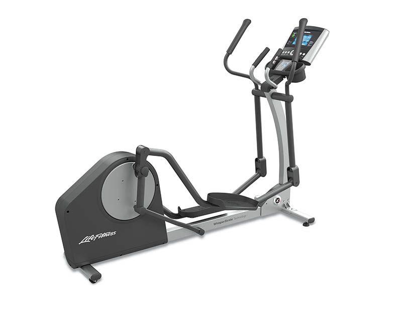 Afbeelding van Life Fitness Crosstrainer X1 met GO-Console