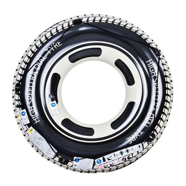 Afbeelding van Jilong Autoband Zwemband 120cm