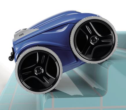 Zodiac Vortex RV 5500 PRO 4WD