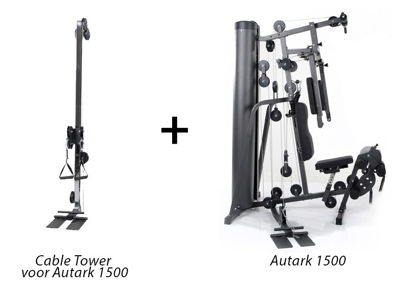Autark 1500 + Cable tower