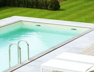 Top zwembad verwarmen met houtkachel with zwembad for Ingebouwd zwembad zelf maken
