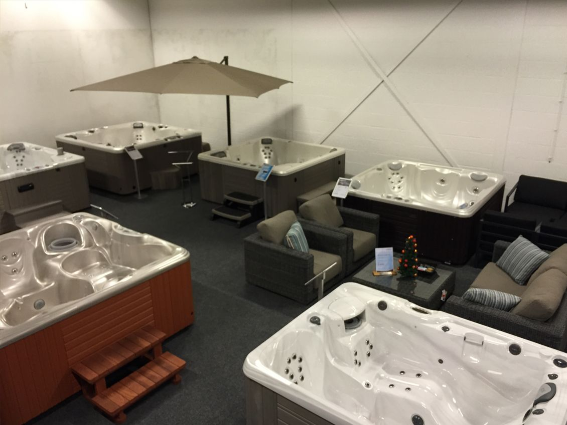 Spa's Jacuzzi's