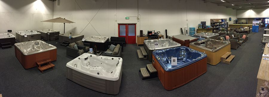 Spa's Jacuzzi's Panorama